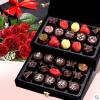 10款巧克力,情人节送什么巧克力