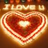 情人节最能感动女朋友的礼物,表白小蜡烛